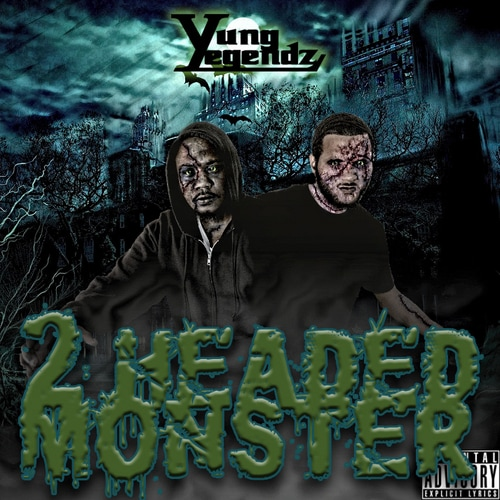 Camden Hip Hop Artist Ace Groove Mixtape Album 2 Headed Monster