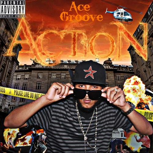 Camden Hip Hop Artist Ace Groove Mixtape Album Action