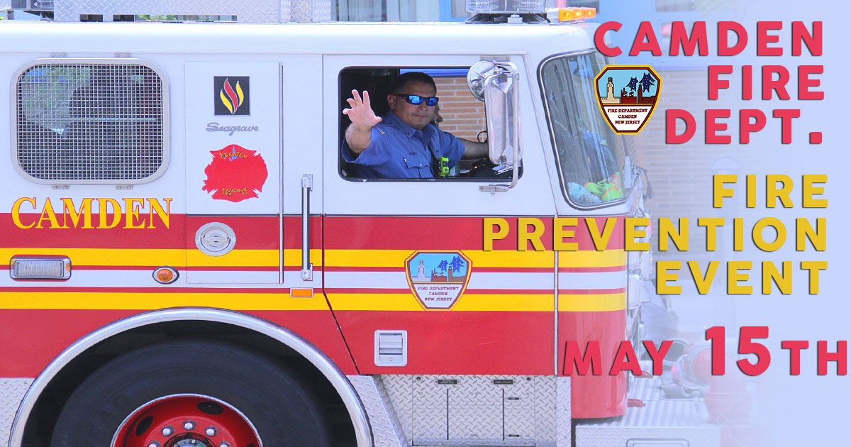 Camden, fire, fire fighters, prevention, fire alarm, sprinkler, home