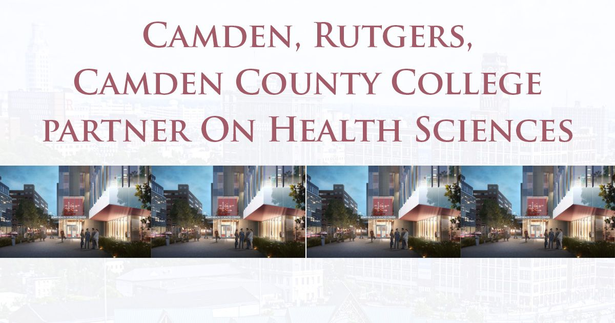 camden, rutgers, christie, govenor, mayor, dana redd, new jersey, rutgers,